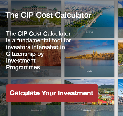 CIP Cost Calculator Internal banner