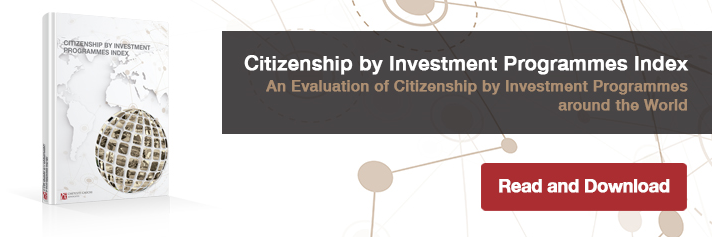 The Citizenship by Investment Programmes Index   Chetcuti